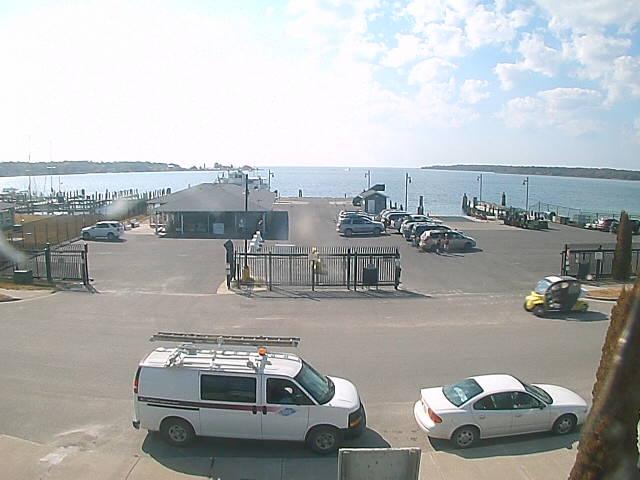Beaver Island Webcam Image