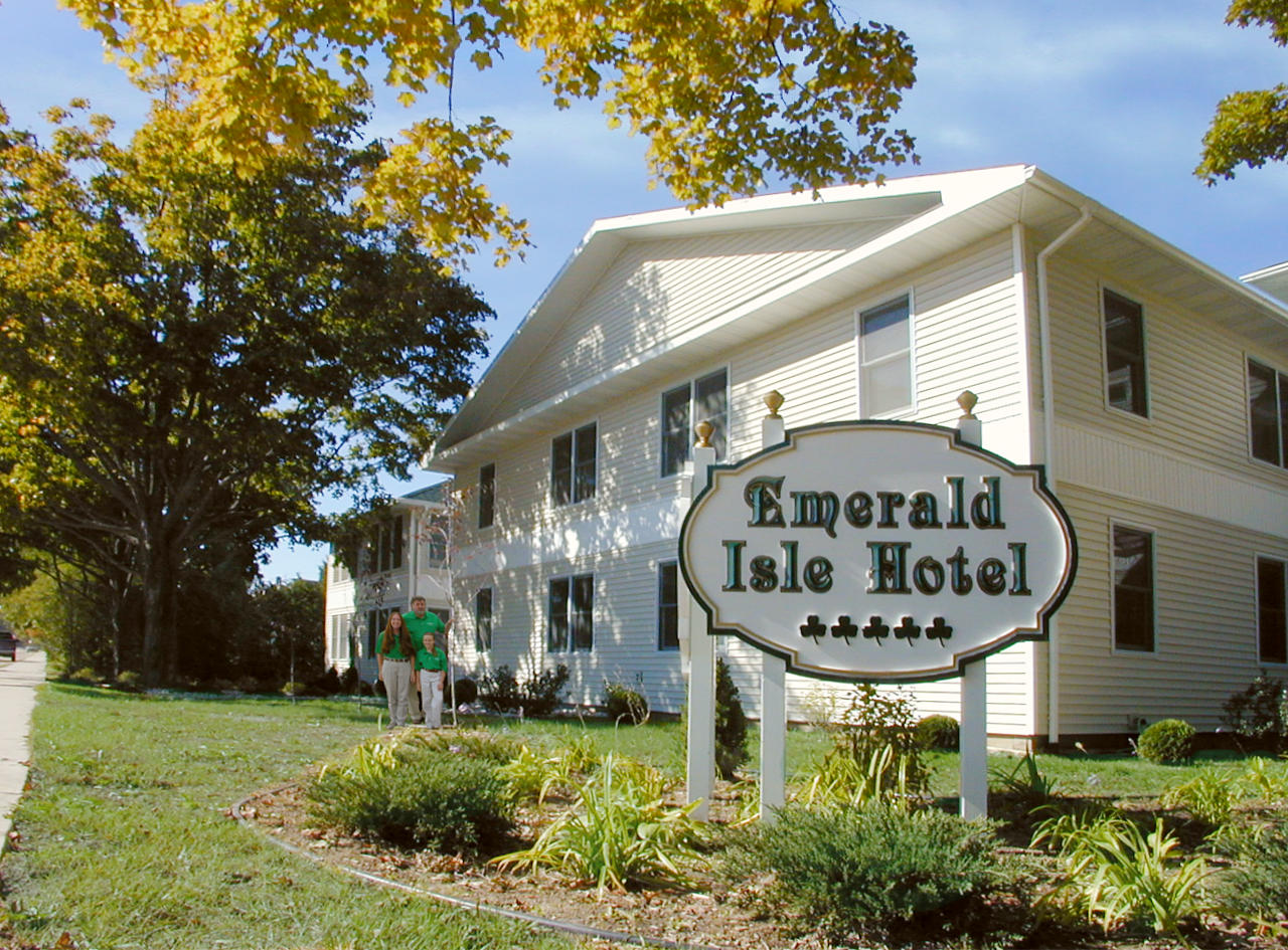 The Emerald Isle Hotel