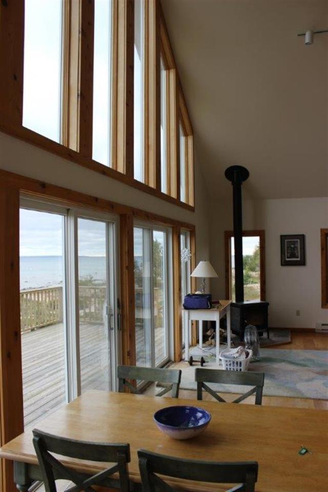 3 bedroom Chalet on 300′ of Lake Michigan Frontage – Sold