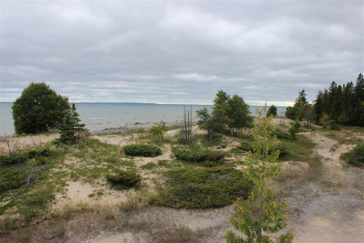 3 Bedroom Chalet On 300 Of Lake Michigan Frontage Sold
