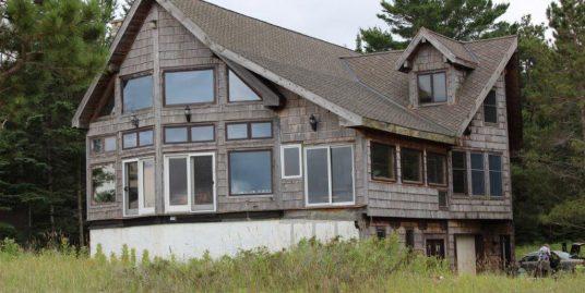 E.Z. Johnson Home Sand Bay Beaver Sands Lot 4