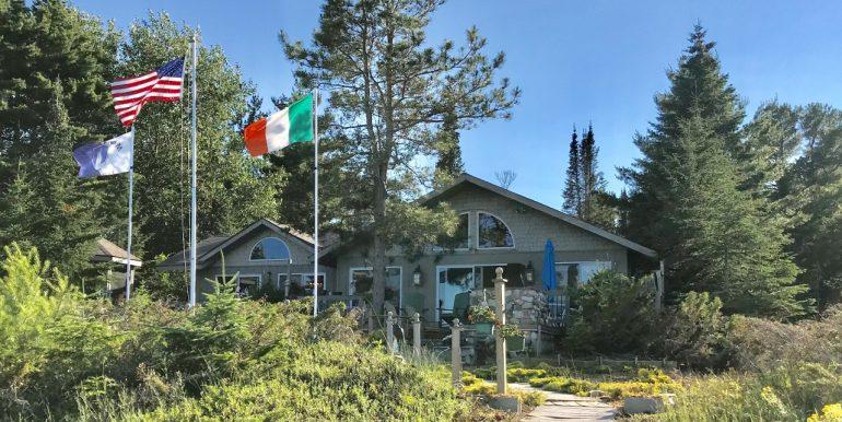 Beaver-Island-Sand-Bay-Cottage-Nice-Sand-Beach-1