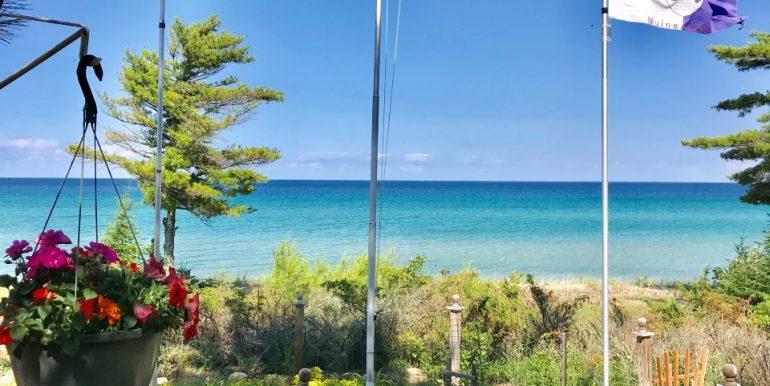 Beaver-Island-Sand-Bay-Cottage-Nice-Sand-Beach-10