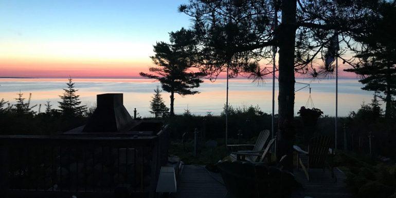 Beaver-Island-Sand-Bay-Cottage-Nice-Sand-Beach-2