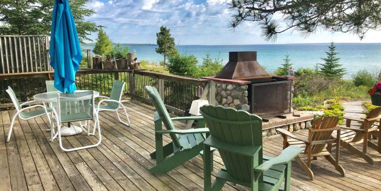 Beaver-Island-Sand-Bay-Cottage-Nice-Sand-Beach-5