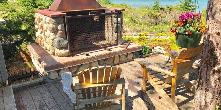 Beaver-Island-Sand-Bay-Cottage-Nice-Sand-Beach-9